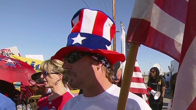 Anti-immigration protests rock Murrieta