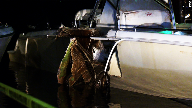 Boats collide after fireworks, 4 die