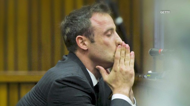 'The Pistorius I knew'