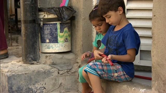 pkg elbagir amanpour iraq orphange_00015523.jpg