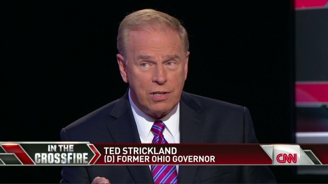 Strickland on immigration: 'We've got a crisis'