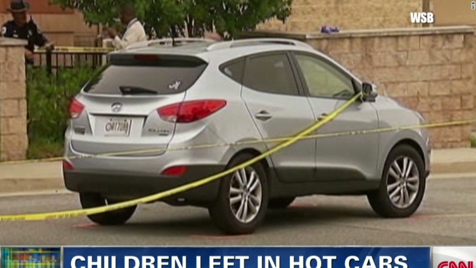 Shocking hot car deaths in the U.S.