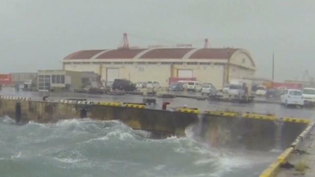 typhoon neoguri storm chaser Reynolds interview Newday _00011103.jpg