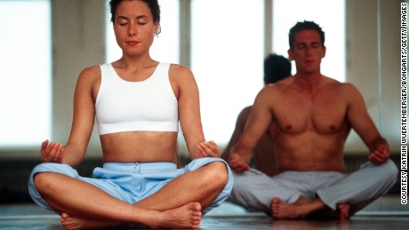 Meditation has become increasingly popular in the West since the 1960s.