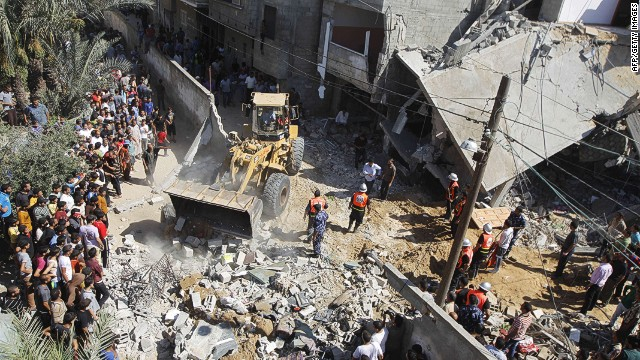 Sources: 7 killed by Israeli air strike