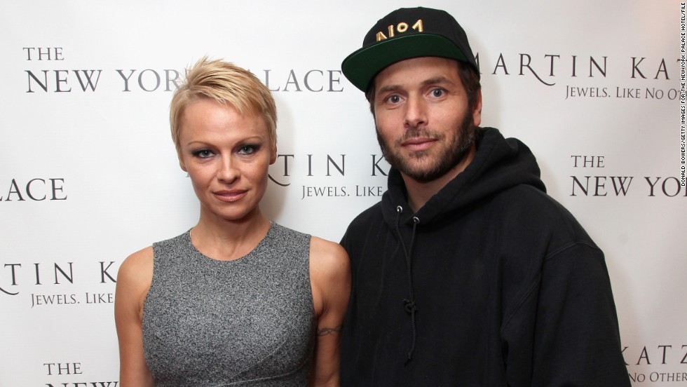 "Pamela Anderson and Rick Salomon didn't give up easily. Their second attempt at marriage appeared to fall short after Anderson filed for divorce in July 2014, six months after they wed. Anderson then tried to dismiss the divorce action, but<a href=""http://www.people.com/article/pamela-anderson-rick-salomon-finalize-divorce"" target=""_blank""> it finally went through in April</a>."