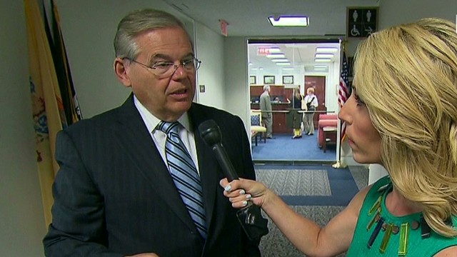 Menendez: FBI should investigate scandal
