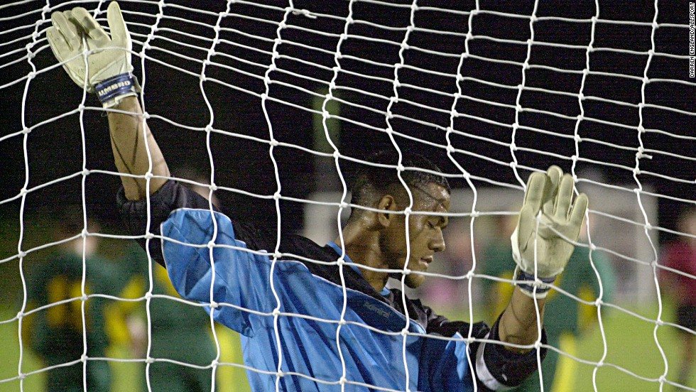 <strong>Australia 31-0 American Samoa (2001):</strong> Ok, so this wasn't at the World Cup but it was a qualifying match for the 2002 tournament. Australia, playing at home, was expected to win with ease -- but not quite this easily.  American Samoa goalkeeper Nicky Salapu was forced to retrieve the ball from the back of his own net a record 31 times, with Archie Thompson netting an unprecedented 13 goals.