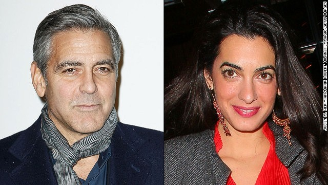 Clooney slams Daily Mail about false story