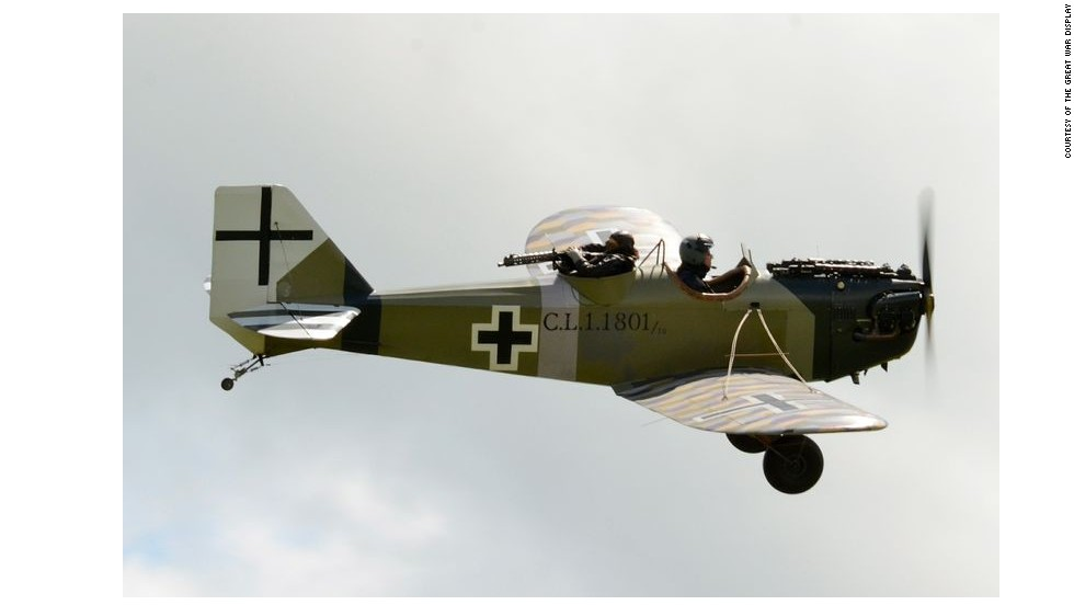 Produced by Junkers, Germany's most reputable aircraft manufacturer, the CL1 followed the monoplane format with its fixed wing construction.