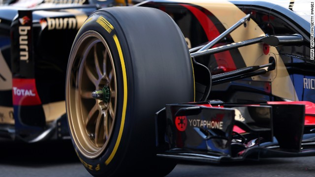 Innovation is a staple of F1 but Pirelli's new 18-inch tires aim to bring the sport back to basics.