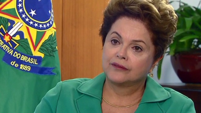 intv amanpour brazil brasil football soccer President Dilma Rousseff defeat_00005318.jpg