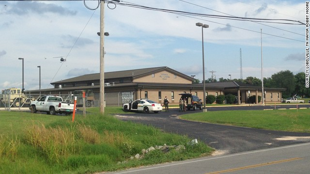 Shooting at National Guard armory kills 1