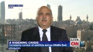 Prince Hassan: There's a political vacuum in region