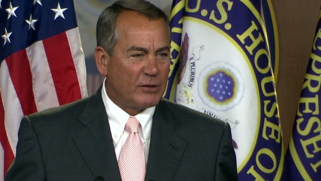 Boehner: Obama to blame for border crisis