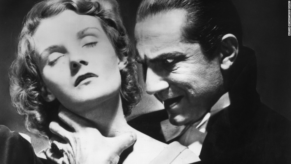 When people think of a vampire, they usually think of Bela Lugosi (right). Back in 1931, the actor starred as Count Dracula in Tod Browning's film of the same name after playing the bloodthirsty character on Broadway. With his tantalizing accent, slick hair and dark cape, Lugosi's version of Dracula was emulated by vampire impersonators for years to come.