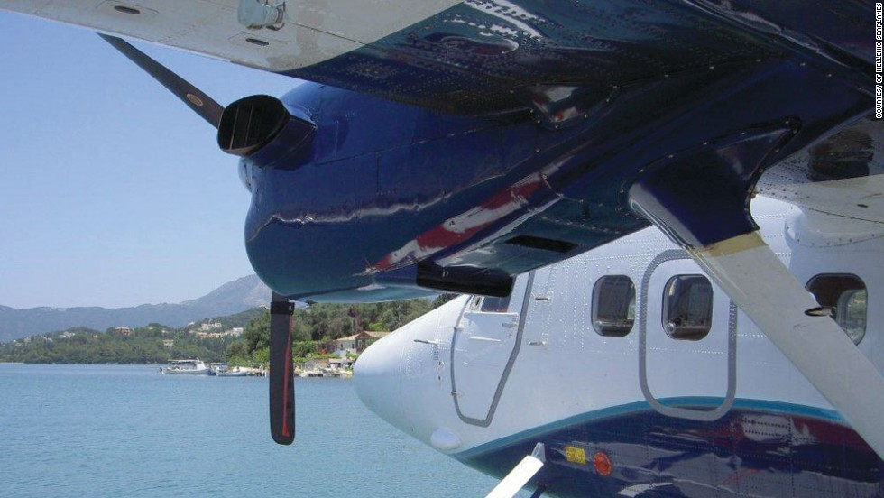 Hellenic Seaplanes says the first of its new island-hopping routes are expected to be operational by May 2015.