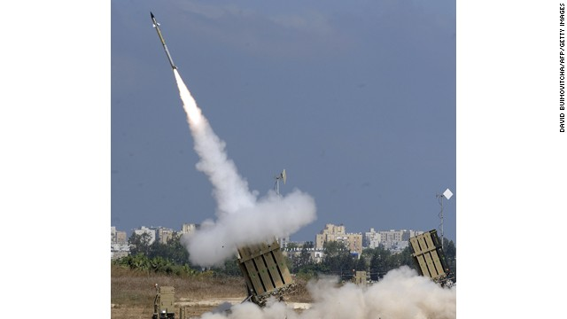U.S. resupplying Israel with ammunition