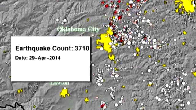 This state has more earthquakes than California