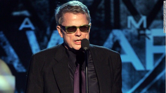 Charlie Haden, pictured here in 2005, has died at age 76.