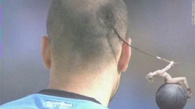 Did you miss this World Cup hairstyle?