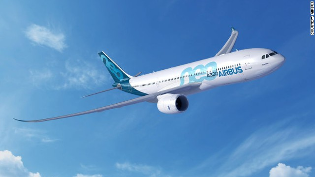Airbus debuts upgraded plane