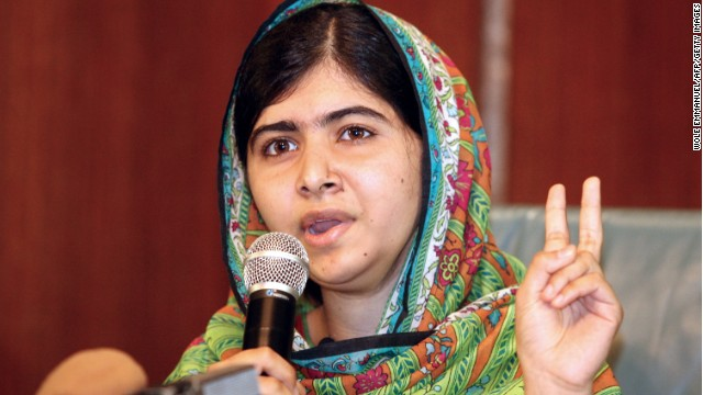 Pakistan sentences 10 for Malala attack