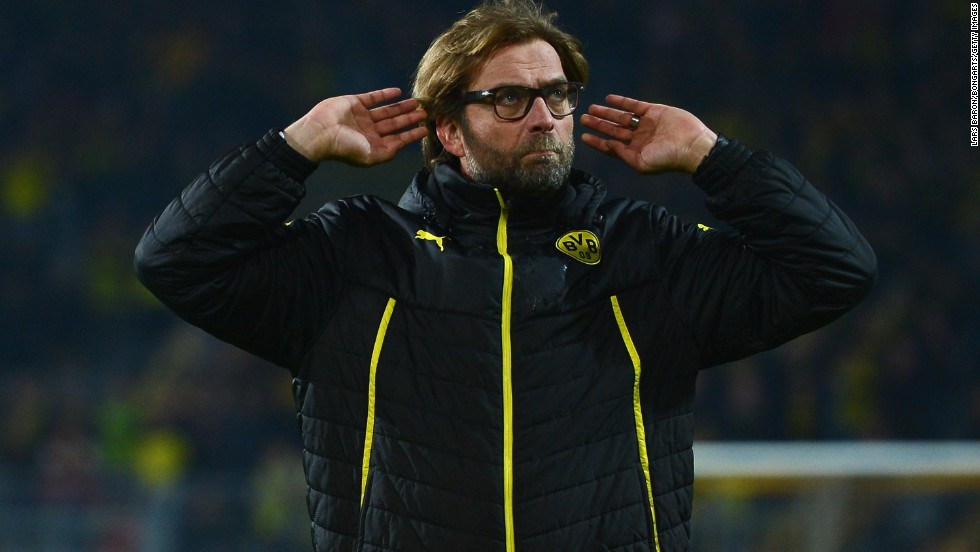 Klopp is one of football's brightest coaches and could be set to take on a new challenge at Anfield.