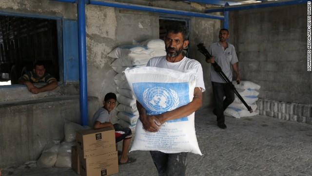U.N.: Palestinians aren't statistics