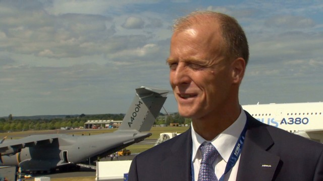 Airbus looks to improve profitability