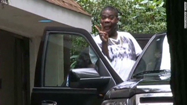 Tracy Morgan speaks out after crash