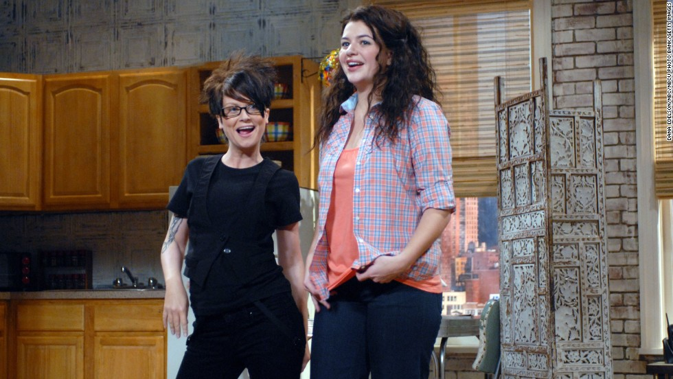 "Casey Wilson, right, doing a skit with Amy Poehler, was let go in 2009 after only one season. She laughed off reports she was <a href=""http://www.people.com/people/article/0,,20303828,00.html"" target=""_blank"">fired for being curvy, telling People</a> magazine, ""And to clarify, the issue isn't that I'm too fat, it's that I'm too phat. Can I get a WHAT-WHAT!"""
