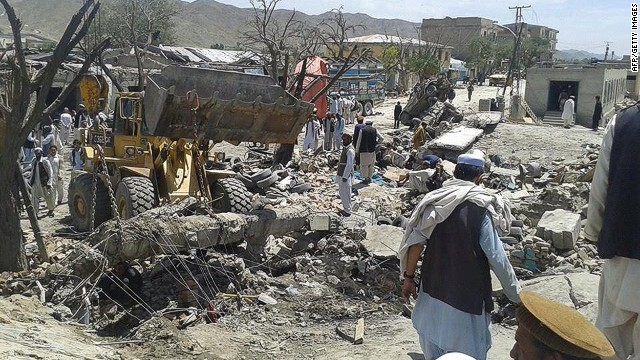 Dozens killed in Afghanistan car bombing