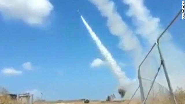 Hamas, Israeli spokesmen talk cease-fire
