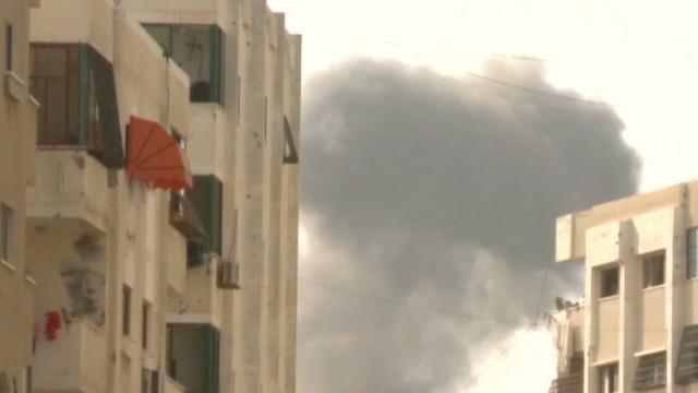 Cease-fire plan fails, clashes continue