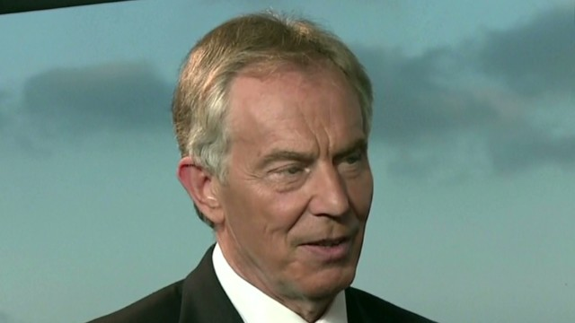 Tony Blair: 'Time is running out'