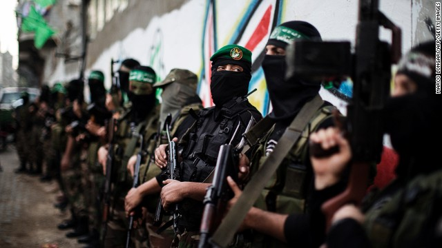 Hamas wants to 'bloody Israeli troops'