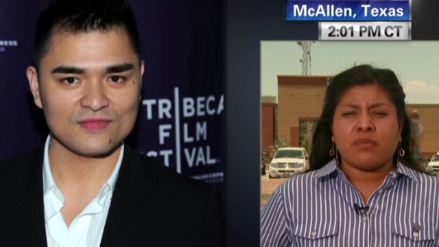 Undocumented activist of CNN film detained