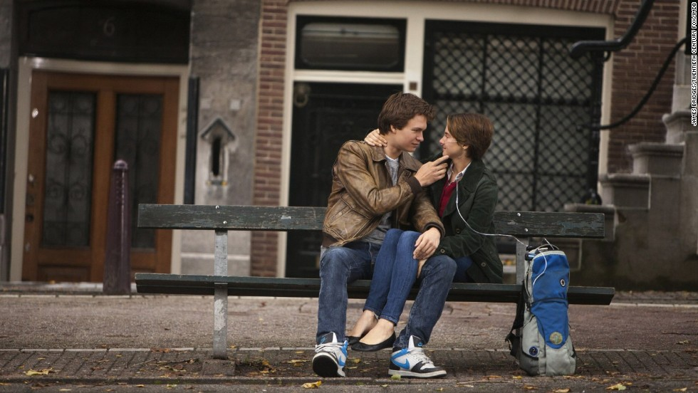 "<strong>Best:</strong> ""The Fault in Our Stars"" was made into a movie, and the movie people got it right. That's not a guarantee with a book adaptation -- especially one as adored as ""TFIOS"" -- so we cherish the times when it does happen. (The movie, starring Ansel Elgort and Shailene Woodley, was so awesome <a href=""http://time.com/2962811/the-fault-in-our-stars-amsterdam-bench/"" target=""_blank"">someone might have tried to steal this bench</a> in Amsterdam that appeared in a scene.)"