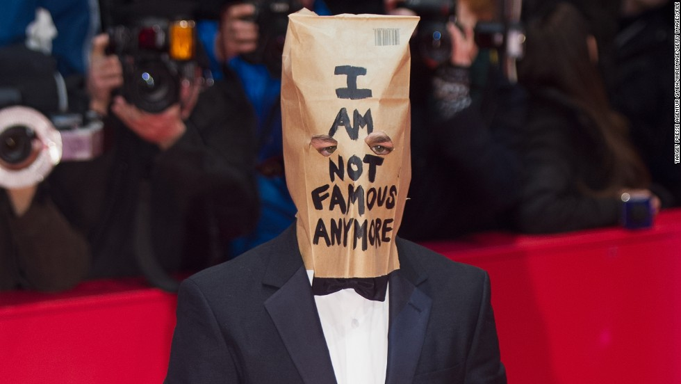 <strong>Worst:</strong> Shia LaBeouf's strange detour into performance art was entertaining for some, but it was an unnecessary distraction and did nothing to help his troubled reputation. We're hoping for a future with fewer paper bags, Broadway arrests and silent interviews -- and more focus on his career.