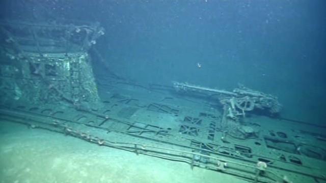 Explore sunken Nazi ship off Texas' coast