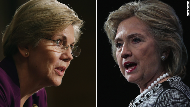 Hillary, Warren hold secret meeting