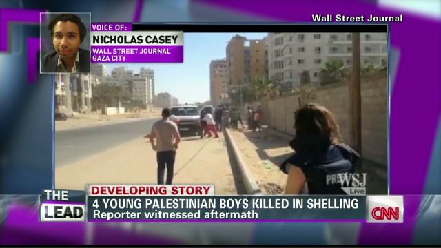 CNN's Jake Tapper interviews Wall Street Journal correspondent Nicholas Casey _00004219.jpg
