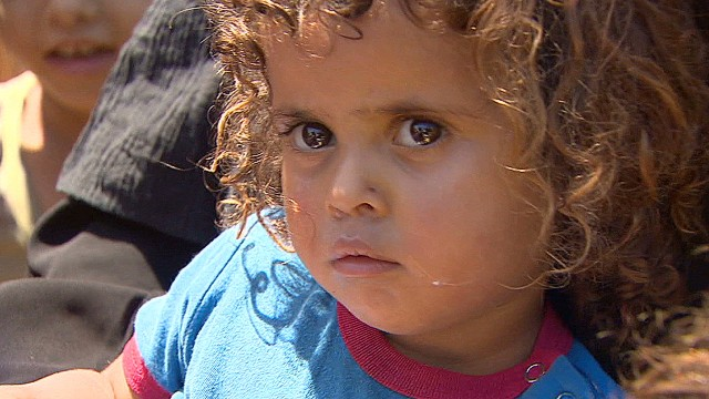 The faces of Gaza's walking ghosts