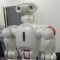 robot horizontal