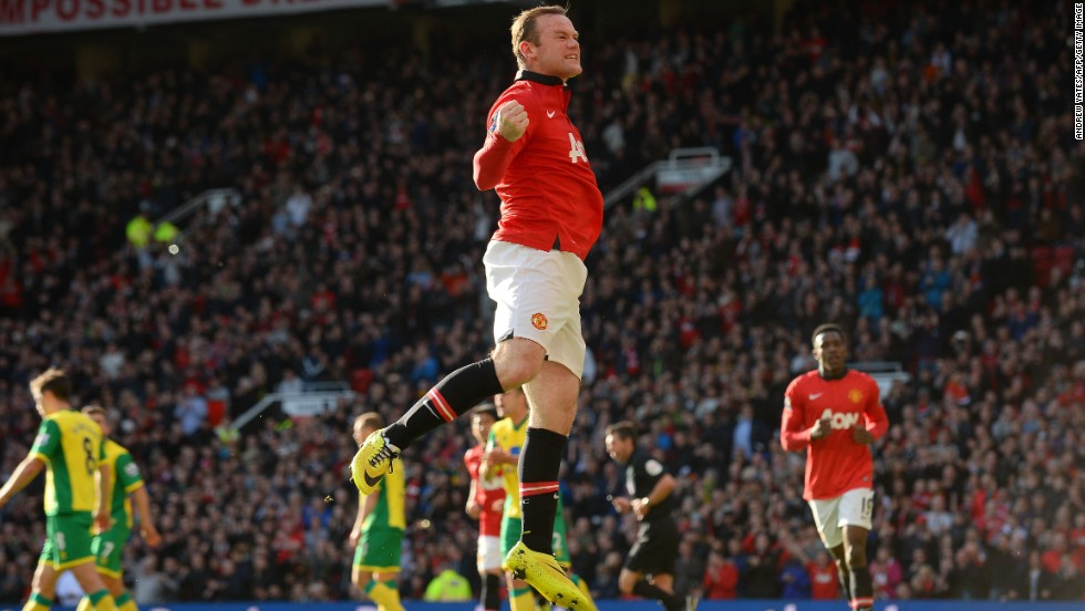 wayne rooney manchester united forbes