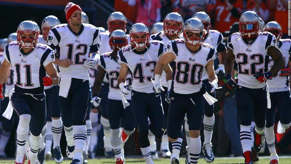 new england patriots forbes