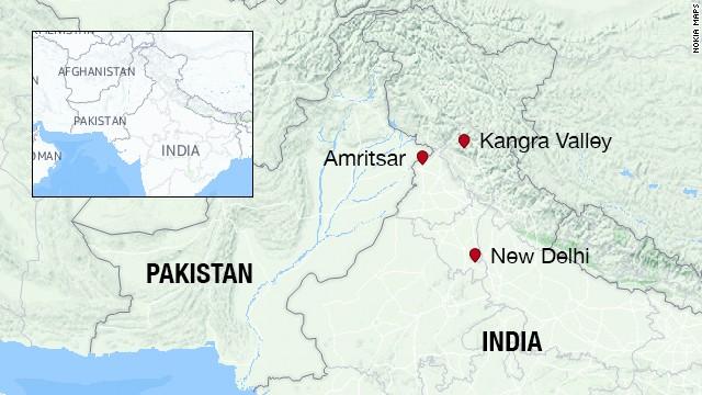 India's Kangra Valley