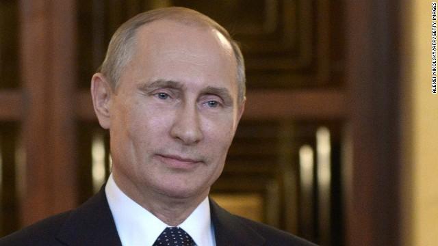 Former ambassador: Put pressure on Putin