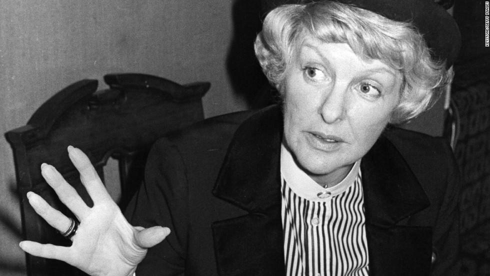 "Broadway legend <a href=""http://www.cnn.com/2014/07/17/showbiz/obit-actress-elaine-stritch/index.html"" target=""_blank"">Elaine Stritch</a> died July 17. According to her longtime friend Julie Keyes, Stritch died at her home in Birmingham, Michigan, surrounded by her family. She was 89 years old."
